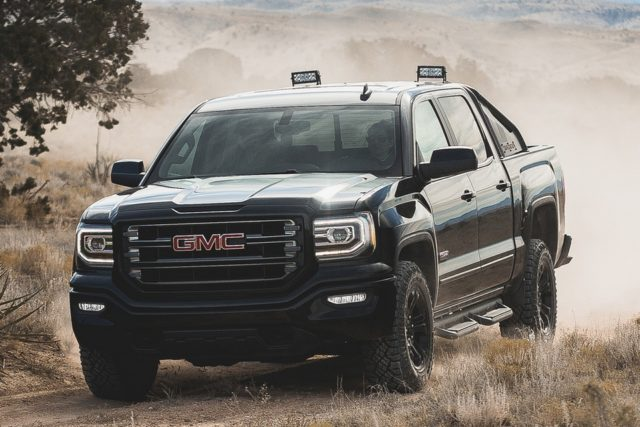 2016 GMC Sierra All Terrain X front