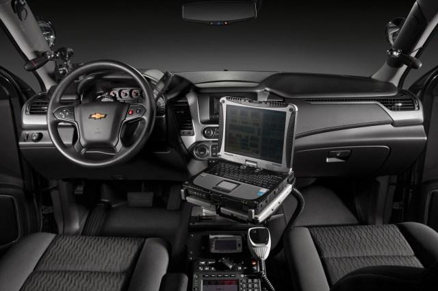 Chevrolet Cayenne interior