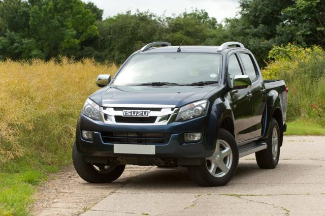 2017 isuzu d max a new look 2018 2019 new best trucks. Black Bedroom Furniture Sets. Home Design Ideas