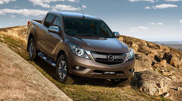 Mazda Archives - New Best Trucks
