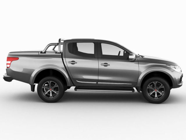 Fiat Fullback 2017 side