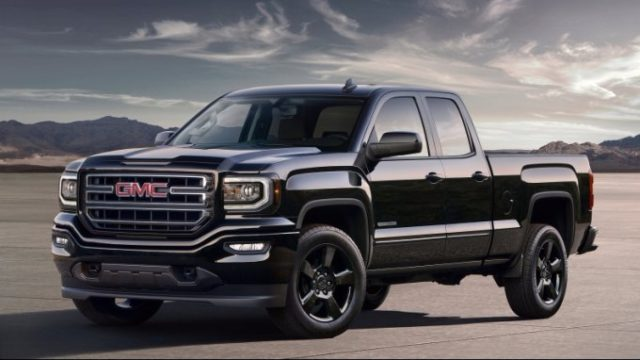 2017 GMC Canyon Sierra 1500