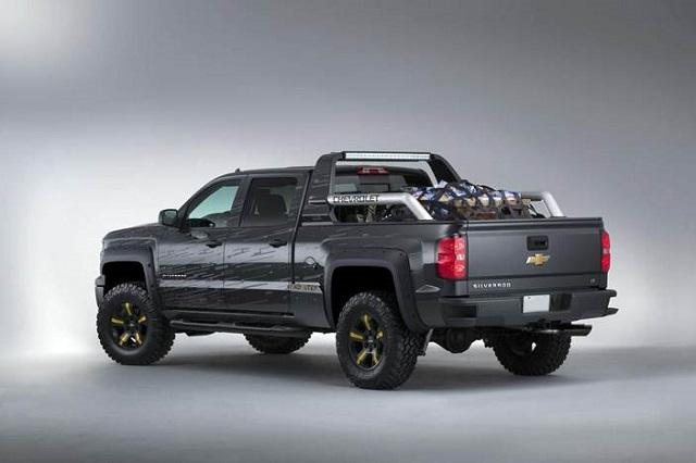 2017 Chevy Silverado SS Price, Specs - New Best Trucks
