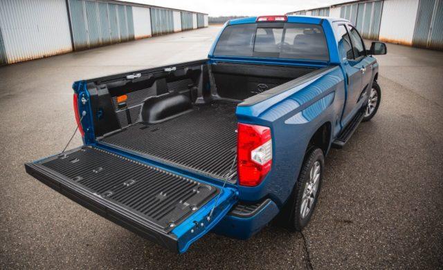 2017 Toyota Tundra rear