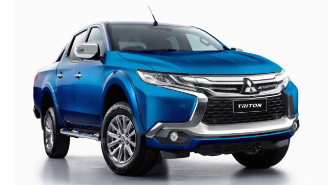 2017 Mitsubishi L200 Elegant Looking Exterior - 2018 - 2019 New Best Trucks
