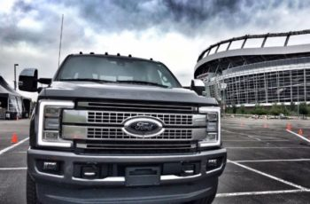 2017 Ford Super Duty front