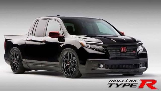 2018 Honda Ridgeline Type R Modified Exterior 2018 2019 New Best