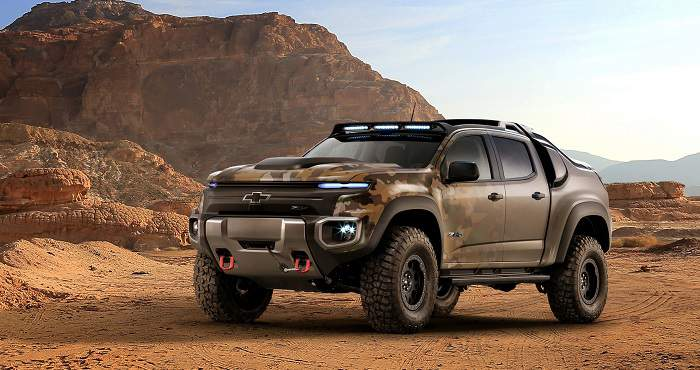 New Best Trucks - Chevrolet