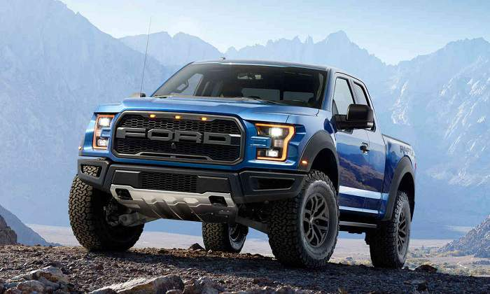 New Best Trucks - Ford