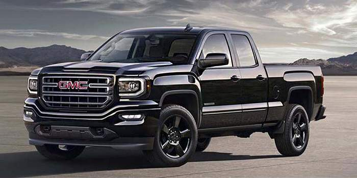 New Best Trucks - GMC