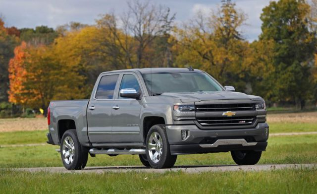 2017 chevy silverado 1500 crew cab new best trucks. Black Bedroom Furniture Sets. Home Design Ideas