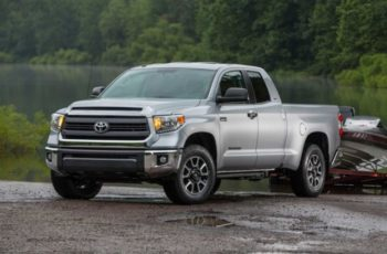2017 Toyota Tundra Diesel front