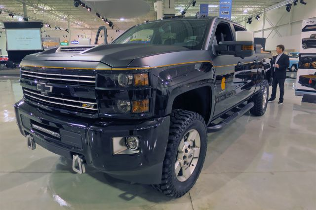 2017 Chevy Silverado 2500 HD Carhartt - 2018 - 2019 New Best Trucks