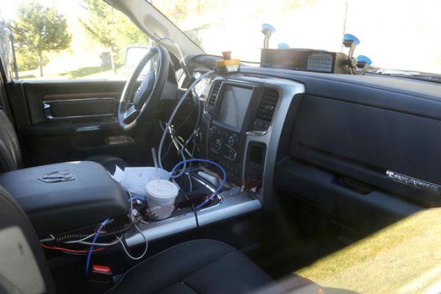 2018 Dodge Ram 2500/3500 interior