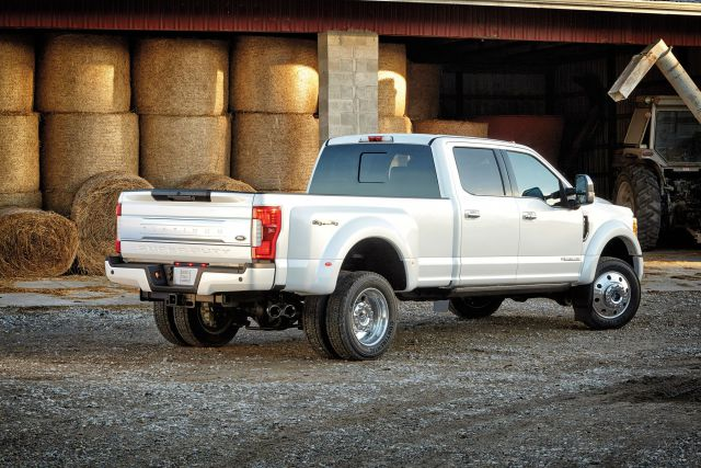 2018 Ford Super Duty Massive and Powerful Pickup Truck - 2018 - 2019 New Best Trucks