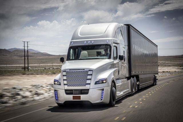 Electric Truck Daimler