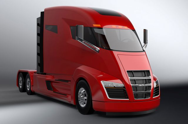 Electric Truck Nikola