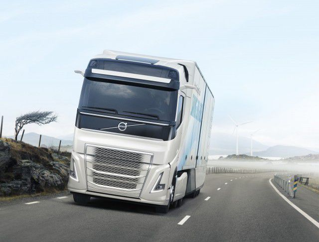 Electric Truck Volvo