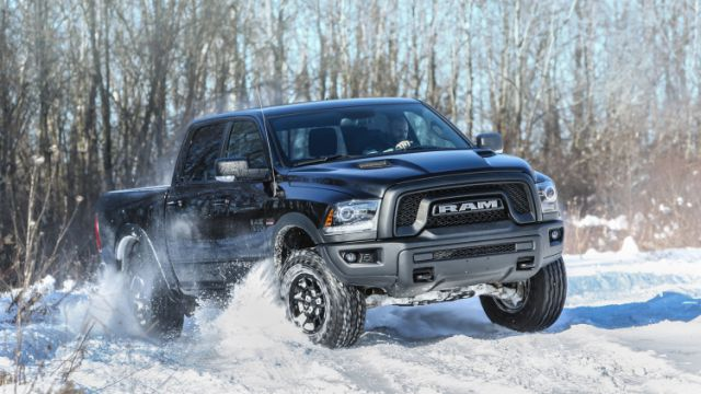 Ram Rabel 1500 Black Edition