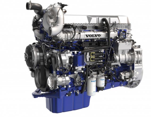 Volvo D13 Engine