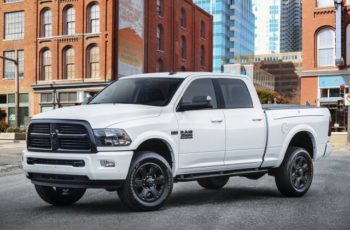 2017 Ram Heavy Duty Night Edition front
