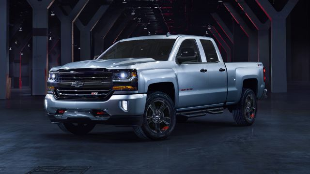 2018 Chevy Silverado Redline Edition Review - 2019 - 2020 ...