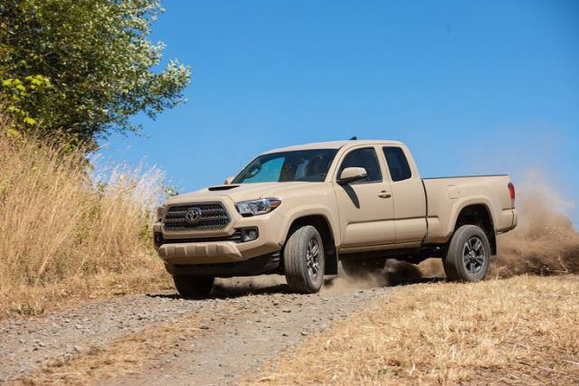 2018 Toyota Tacoma Redesign  New Best Trucks