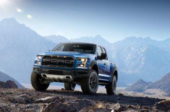 2017 Ford Raptor front
