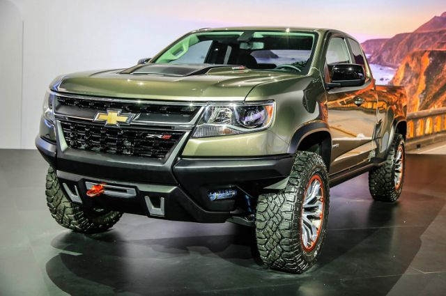 2018 Chevy Colorado ZR2 Off Road Truck - New Best Trucks