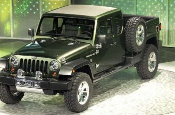 2018 Jeep Gladiator front