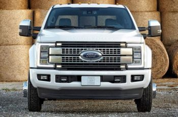 2018 Ford F-250 front