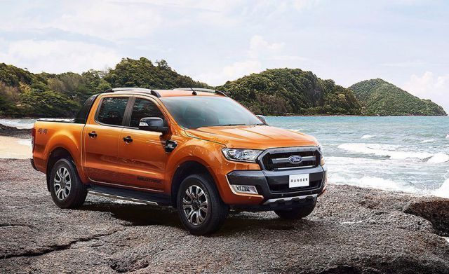 2018 Ford Ranger WildTrak Redesign - New Best Trucks