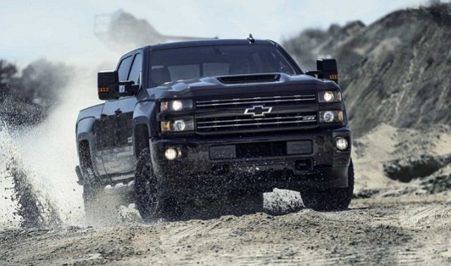 2017 Chevy Silverado 2500hd Duramax Lifted >> 2018 Chevy Silverado 2500HD Diesel, Price and Specs - 2018 - 2019 New Best Trucks