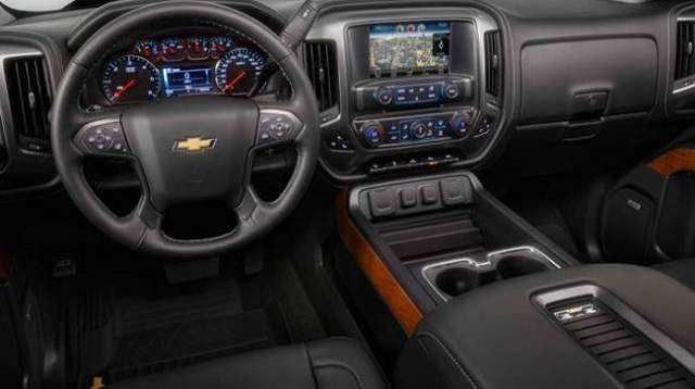 2018 Chevy Silverado SS Redesign - 2018 - 2019 New Best Trucks