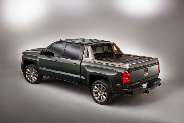 2018 Chevy Silverado Ss additionally 2018 Toyota Ta a together with Kahn Land Rover Defender Accessories together with Oregon also 2015 Chevrolet Colorado Zr2 Concept Is Ready To Rock La 2014. on toyota pickup hood