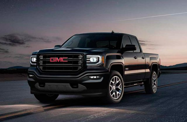 2018 gmc sierra denali review specs 2018 2019 new best trucks. Black Bedroom Furniture Sets. Home Design Ideas