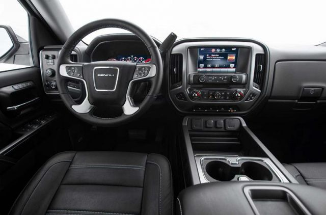 2018 GMC Sierra Denali Review, Specs - New Best Trucks