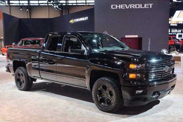 2018 Chevy Silverado 1500 Price, Release Date, Engine ...