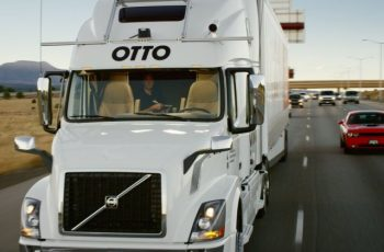 Autonomous trucks are the future of transportation