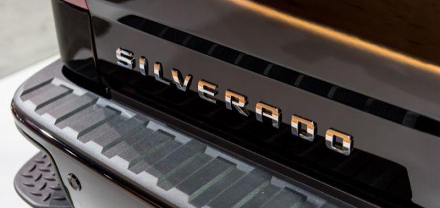 2019 Chevy Silverado 1500