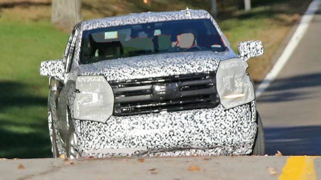 2019 Chevy Silverado front