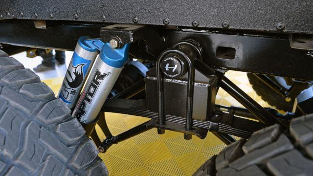 2018 Ford F-150 Hennessey VelociRaptor 6x6
