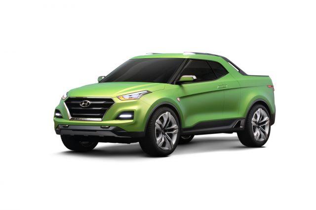 2019 Hyundai Creta Pickup Truck Specs Rumors