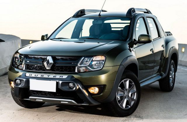 dacia duster pickup truck price specs 2018 2019 new best trucks. Black Bedroom Furniture Sets. Home Design Ideas