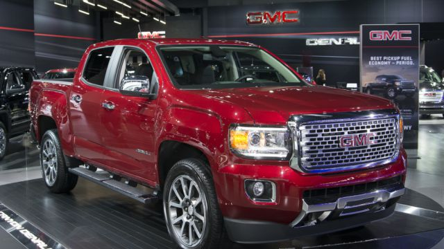 2019 GMC Terrain Changes, Price >> 2019 GMC Canyon Changes, Rumors - 2018 - 2019 New Best Trucks