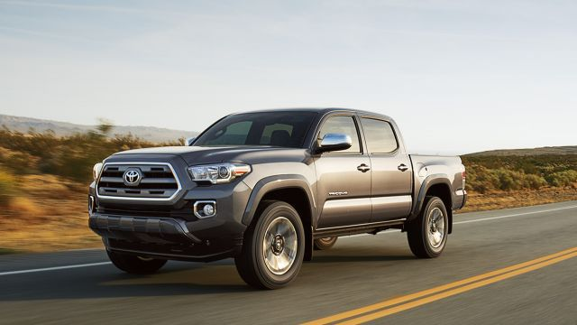 2019 Toyota Tacoma front