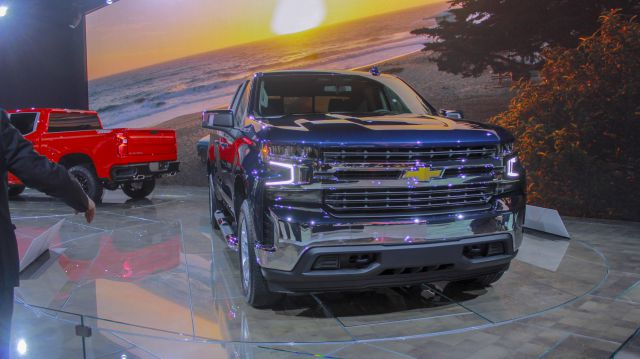 Chevrolet Silverado Reaper >> 2019 Chevy Kodiak HD 4500 Cought Testing, Spy Photos - 2018 - 2019 New Best Trucks