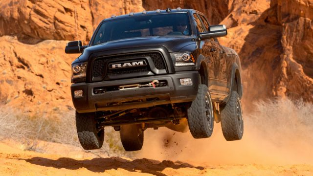 2020 Ram Power Wagon front