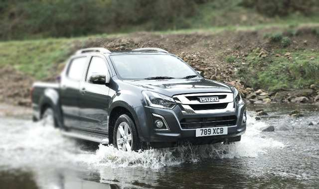 Isuzu D-MAX 2019 - New Generation Pickup