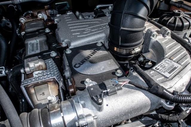 2021 Nissan Titan diesel